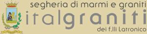 Logo Italgraniti Fratelli Latronico